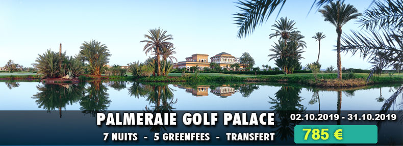 Palmeraie Golf Palace